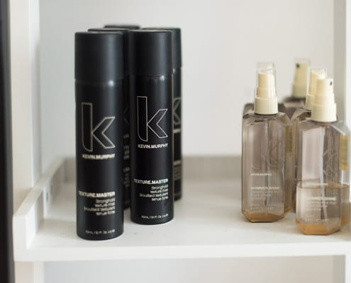 MavenStudio hair and beauty salon using Kevin Murphy products