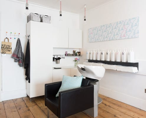 MavenStudio Dublin hair and beauty coworking space for artists