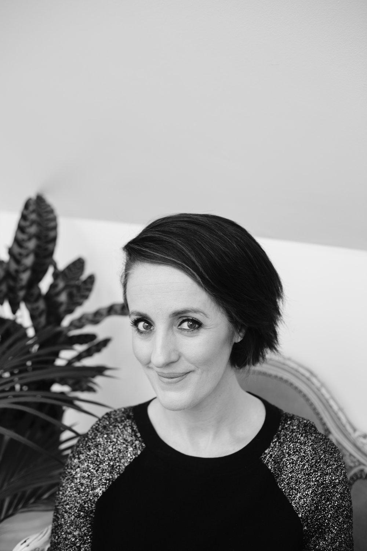 Aoife Callaghan makeup artist at Maven Studio Temple Bar Dublin
