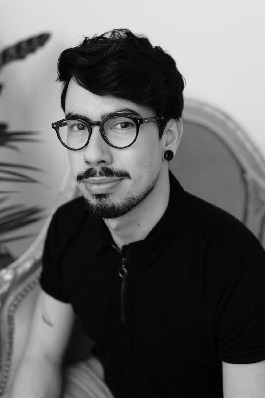 Vitor Pessoa hair artist at Maven Studio Temple Bar Dublin