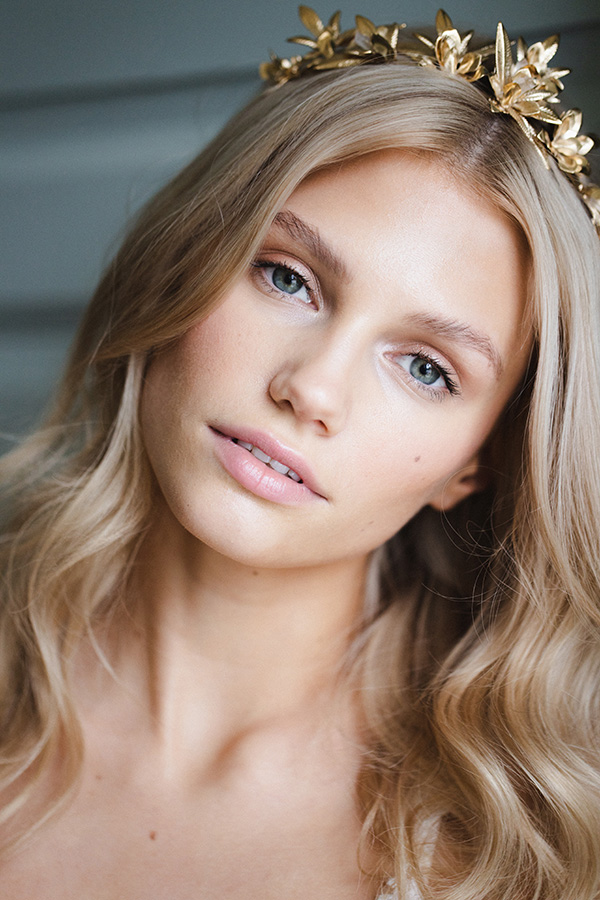 Wedding hair & beauty examples by top Irish experts from MavenStudio
