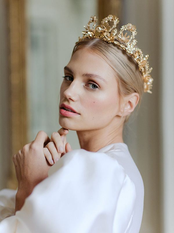 Bridal hair & beauty examples by top Irish experts from MavenStudio