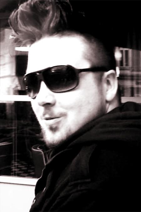 matt murray hair artist at Maven Studio Temple Bar Dublin